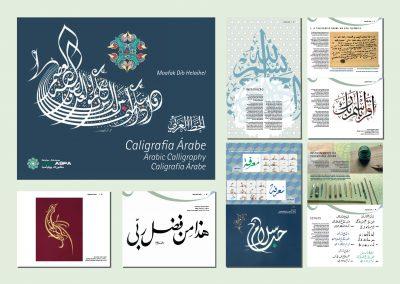 Livro Caligrafia Árabe